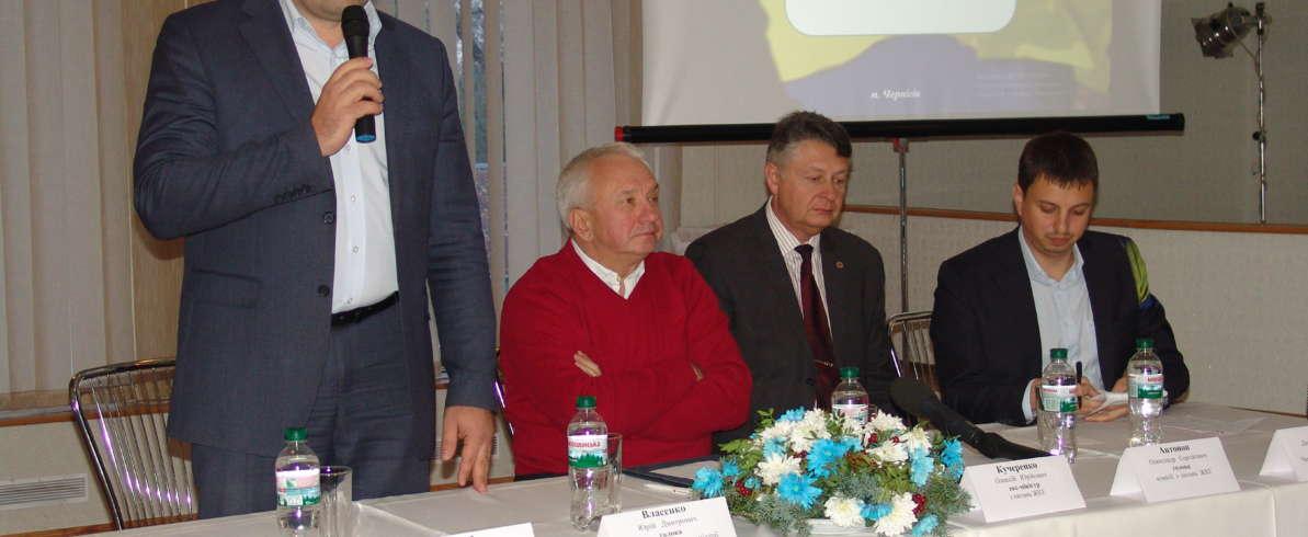Андрій Сенченко: Влада перебуває в стані передвиборчої гарячки  Copy